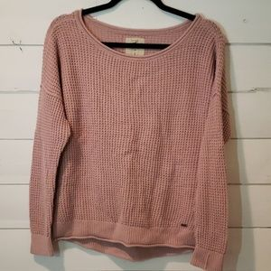 Hollister sweater size small